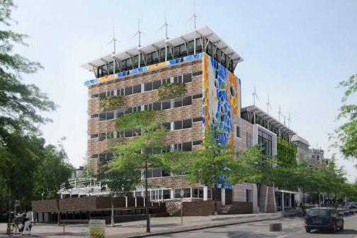 Business-Garden – de werkplek voor duurzaam Nederland