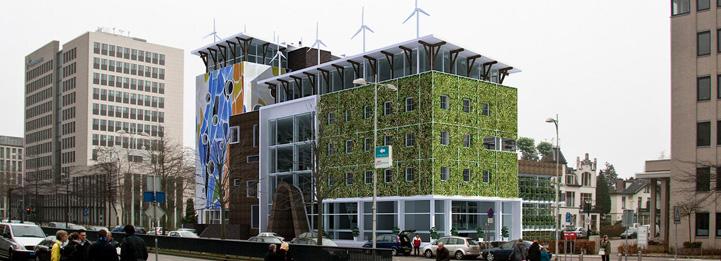 Business-Garden - de werkplek voor duurzaam Nederland