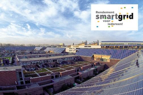 Smart Grid Amersfoort: rendement voor iedereen'