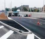 Duurzaam kunststof viaduct verbindt Amersfoortse wijken
