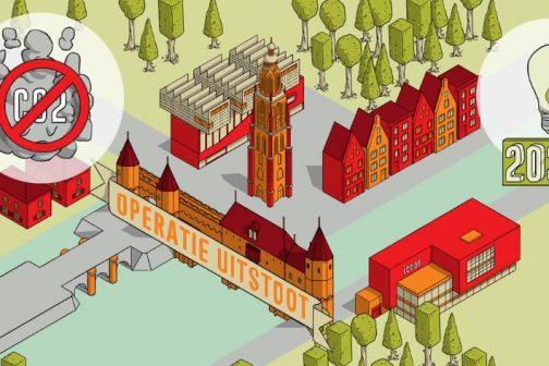 Donderdag 5 oktober: Operatie Uitstoot in Schothorst en Zielhorst
