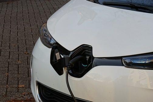 Een elektrische deelauto: hoe werkt dat in Nieuwland?