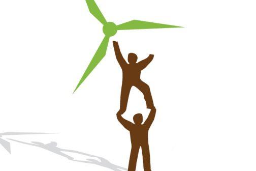 Vijf tips voor de bouw van een windmolen