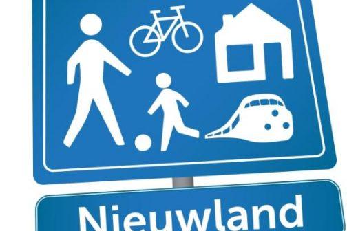 Wijkwedstrijd in Nieuwland: win door de auto te laten staan