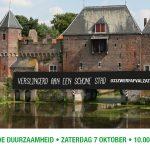 Zaterdag 7 oktober aftrap Week van de Duurzaamheid